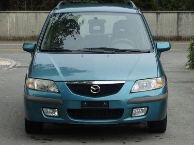 gebraucht Mazda Premacy 1.8i-16V