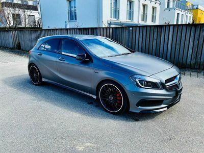 gebraucht Mercedes A45 AMG 4MATIC SPEEDSHIFT 7G-DCT*MATT*