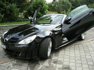 gebraucht Mercedes SLK350 FAB-DESIGN