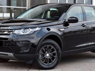 gebraucht Land Rover Discovery Sport D150