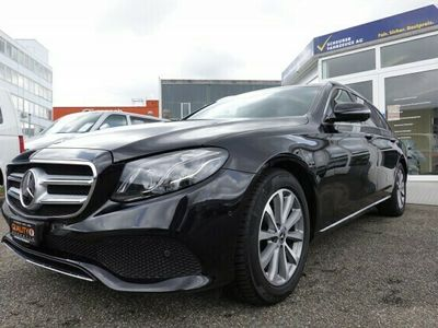 "gebraucht Mercedes E200 ""AVANTGARDE"" - 9G-TRONIC - EURO 6"