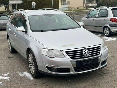 gebraucht VW Passat Variant 3.2 V6 FSI Highline 4Motion