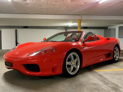 gebraucht Ferrari 360 F360 Spider F1 *ab Service inkl. Zahnriemen*