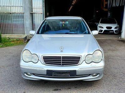 gebraucht Mercedes C270 CDI