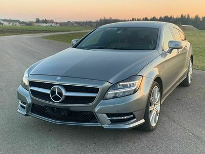 gebraucht Mercedes CLS500 CLS Mercedes Benz75.000KM Top Zustand 2014