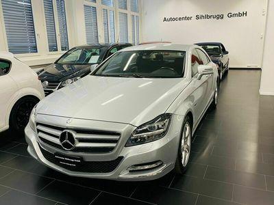 gebraucht Mercedes CLS350 - Frisch ab MFK - 12M Garantie