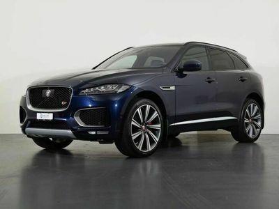 gebraucht Jaguar F-Pace 3.0 V6 D S AWD