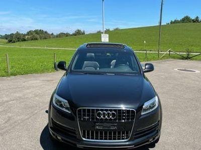 gebraucht Audi Q7 3.0TDI quattro S-line