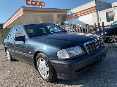 gebraucht Mercedes C240 C-KlasseSport