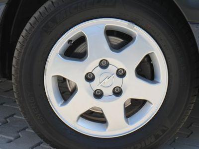 gebraucht Opel Zafira 1.8 Klima Sitzheizung Anhängerkupplung
