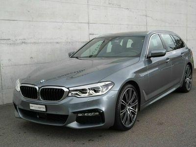 gebraucht BMW 540 5erxDrive Touring