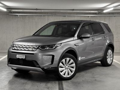 gebraucht Land Rover Discovery Sport D180 2.0D TD4 MHEV SE AWD AT9