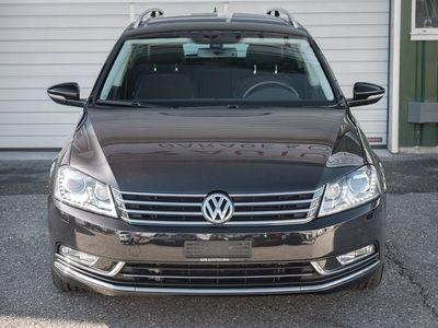 gebraucht VW Passat Variant 2.0 TDI BMT Highline DSG