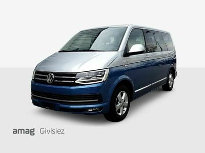 gebraucht VW Multivan  T62.0 TDI Family Generation Six DSG