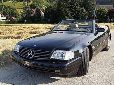 gebraucht Mercedes SL320 Cabriolet, Youngtimer, Klassiker