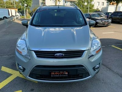 gebraucht Ford Kuga 2.5 Turbo Carving 4WD Automatic