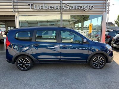 gebraucht Dacia Lodgy 1.2 TCe Stepw. Unlimit.
