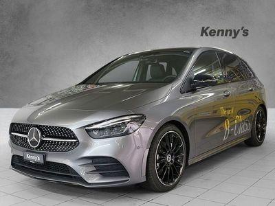 gebraucht Mercedes B200 d AMG Line