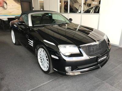 gebraucht Chrysler Crossfire 3.2 SRT6 Roadster