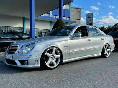 gebraucht Mercedes E63 AMG E-Klasse Mercedes W211