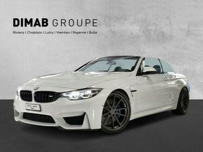 gebraucht BMW M4 Cabriolet M Competition
