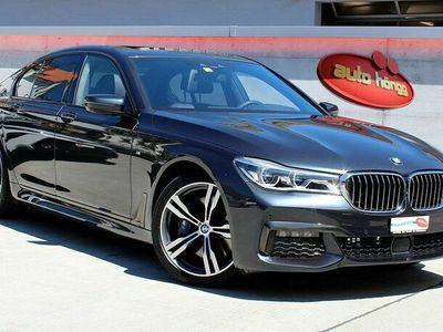 gebraucht BMW 730 7er d xDrive SAG