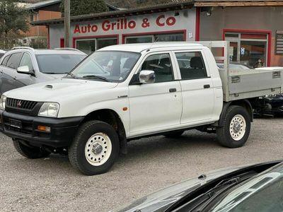 gebraucht Mitsubishi L200 L200 L 200 GL 2.5TDi PICK-UPL 200 GL 2.5TDi PICK-UP