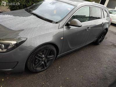 gebraucht Opel Insignia Opc 4x4