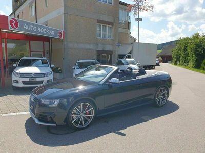 gebraucht Audi RS5 S5 / RS5Cabrio 4.2 FSI quattro S-tronic