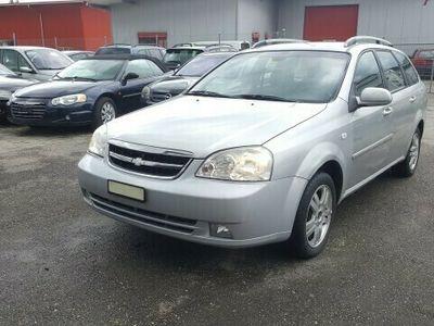 gebraucht Chevrolet Nubira 2.0 TCDi CDX Automatic