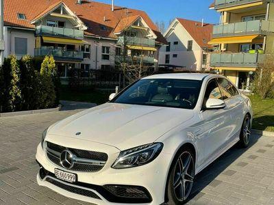gebraucht Mercedes C63 AMG C-Klasse Mercedes C63 AMG S C-Klasse MercedesAMG S