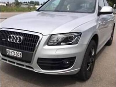 gebraucht Audi Q5 Ab MFK 2.0 Tfsi 138,000 km
