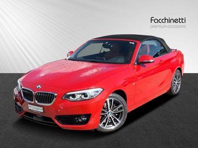 gebraucht BMW 230 i Sport Line Steptronic