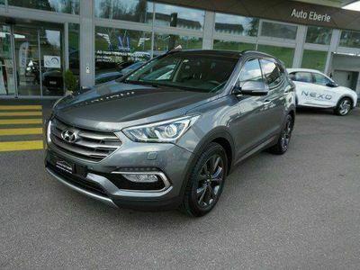 gebraucht Hyundai Santa Fe 2.2CRDI 4WD