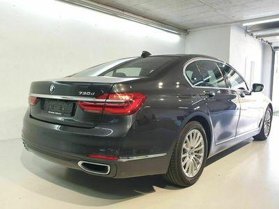 gebraucht BMW 730 7er d xDrive Steptronic