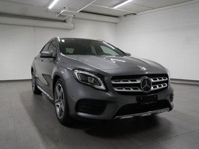 gebraucht Mercedes GLA250 Swiss Star AMG Line 4m