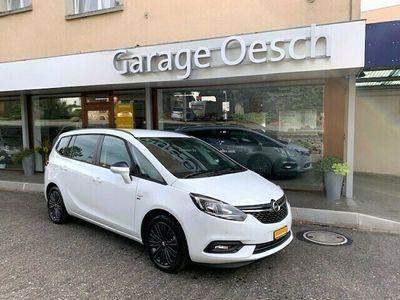 gebraucht Opel Zafira 1.6T 120 Years S/S