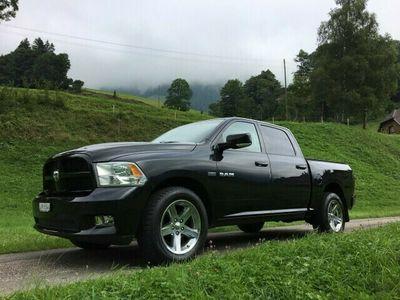 gebraucht Dodge Ram 5.7 V8 4x4 Black Edition Sport Hemi