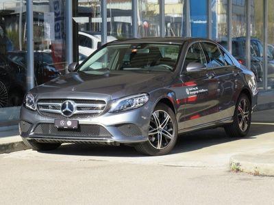 gebraucht Mercedes C220 d 4Matic Swiss Star Avantgarde