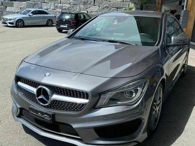 gebraucht Mercedes CLA220 CDI AMG Line 4Matic 7G-DCT