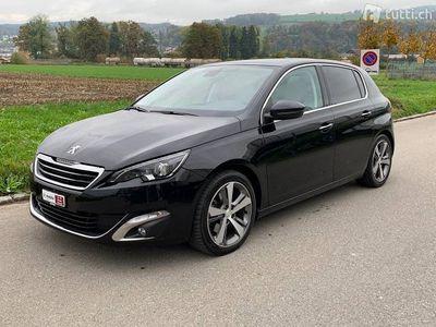 gebraucht Peugeot 308 2.0 BlueHDI JG 2014 Frisch Ab MFK