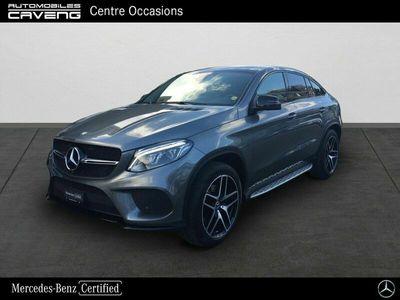gebraucht Mercedes 350  GLE Coupéd 4Matic 9G-Tronic