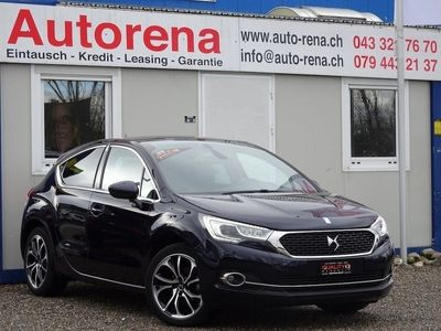gebraucht DS Automobiles DS4 1.2 Pure Tech SO Chic**NEW DS4**
