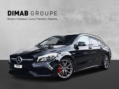 gebraucht Mercedes CLA45 AMG 4Matic