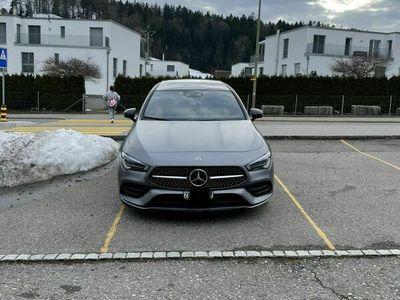 gebraucht Mercedes CLA250 A-Klasse MercedesAMG Line