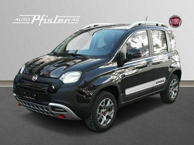 gebraucht Fiat Panda Cross  0.9 Twinair Turbo 4x4