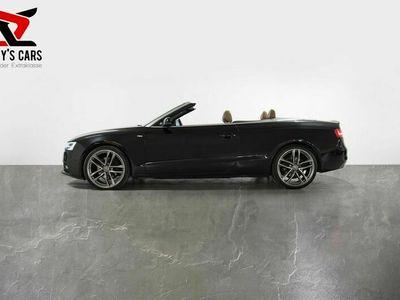 gebraucht Audi A5 Cabriolet 3.0 TDI quattro S-tronic