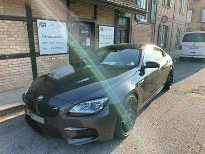 gebraucht BMW M6 Gran Coupé Drivelogic