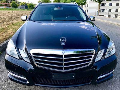 gebraucht Mercedes E250 E-KlasseCDI BlueEff. Ed.125 4Matic 7G-Tronic