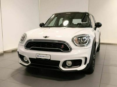 gebraucht Mini Cooper S Countryman Countryman 2.0i ALL4